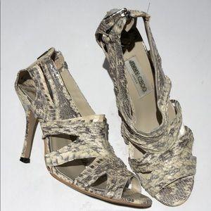 Jimmy Choo woman's reptile heel size 41 London
